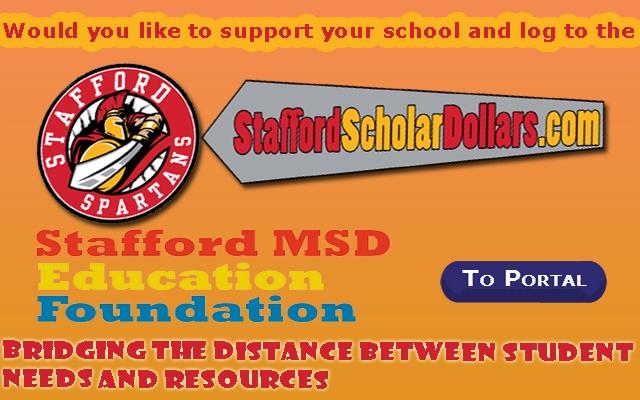 Stafford Scholar Dollars