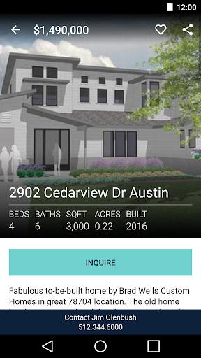 Austin Real Estate  screenshots 1