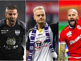 De Jupiler Pro League telt nog een aantal 35+'ers op topniveau
