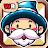 Retired Wizard Story logo