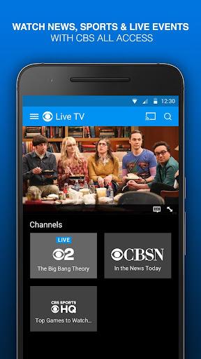 CBS - Full Episodes & Live TV  screenshots 4