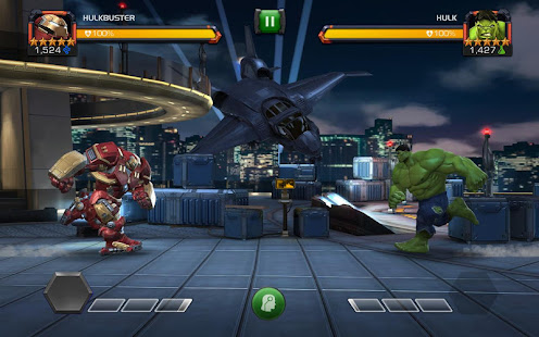 MARVEL Contest of Champions poster