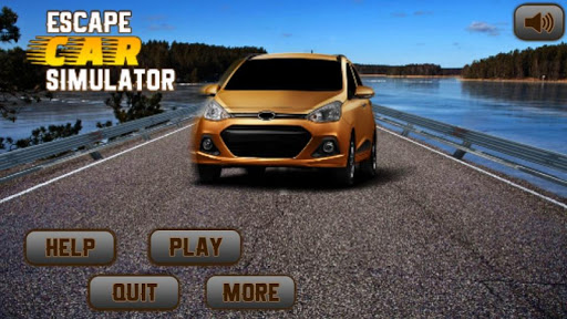 Escape Car Simulator