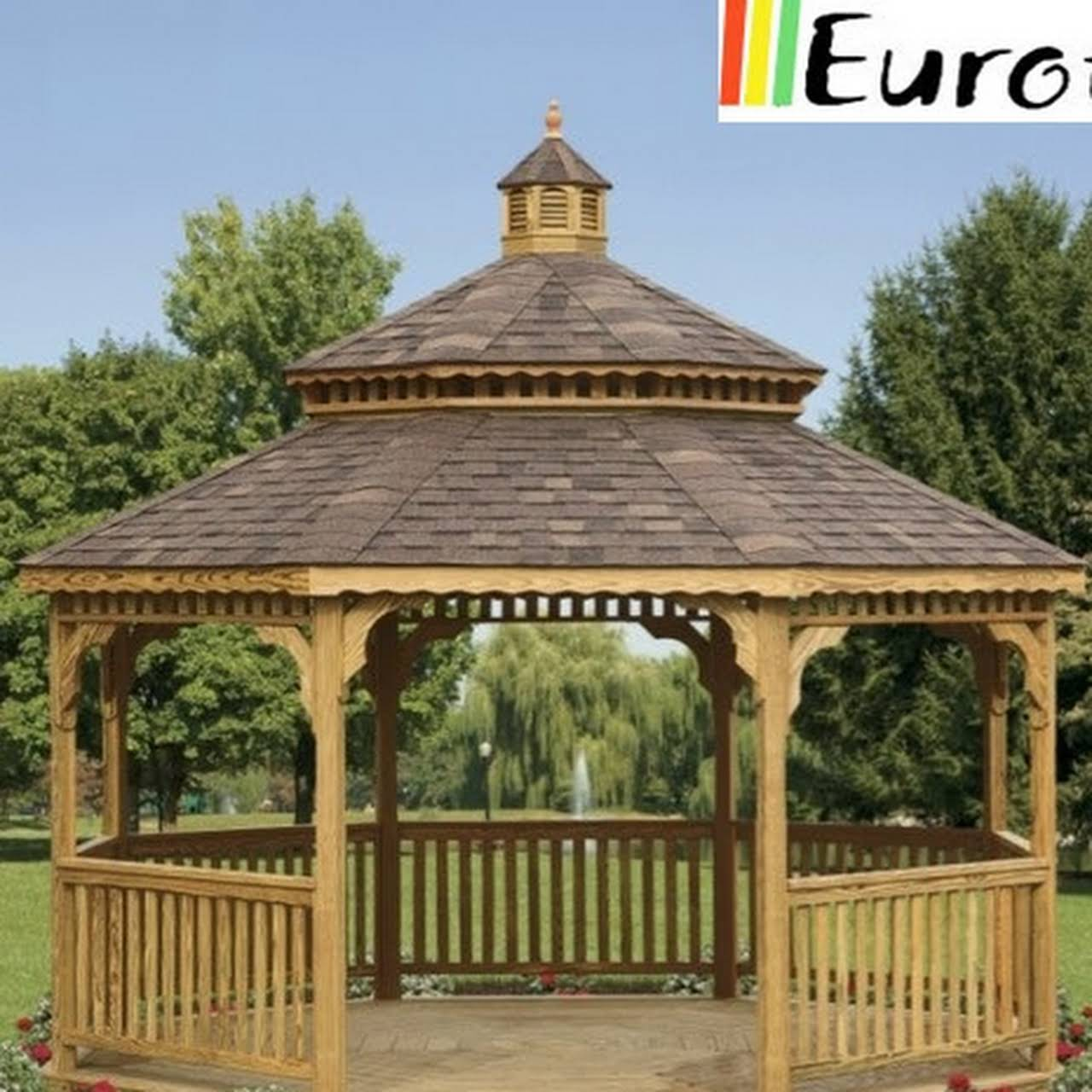 Eurotex Wood Pvt Ltd Pergolas Decks Facade Floors