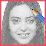 Photo Sketch Icon