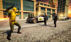 Gangster speed hero: Robot fighting gamesのおすすめ画像4