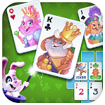 Klondike Magic Solitaire Icon