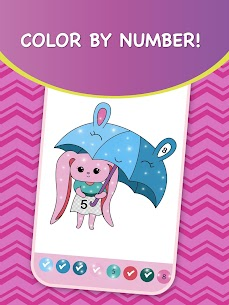 Magic Color – kids coloring book by numbers 2