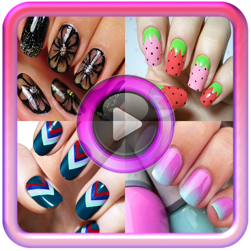Nail Polish Nail Art Videos Absolute Cycle