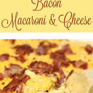Bacon Macaroni & Cheese.