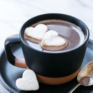 Salted Vanilla Hot Chocolate