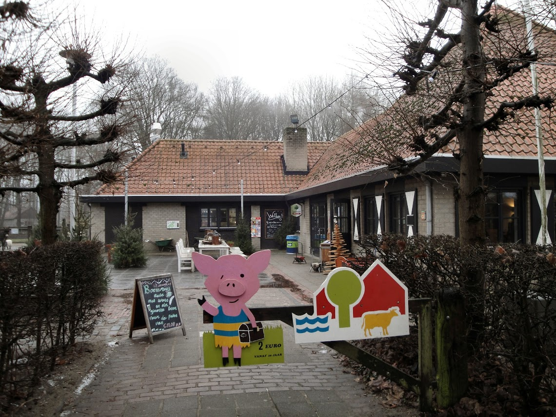 Kinderboerderij Hagerhof in Venlo