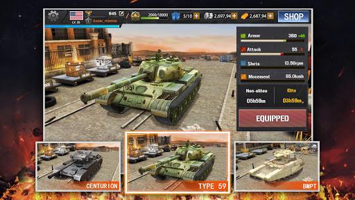 Furious Tank: War of Worlds 1.3.1 screenshots 3