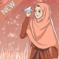 Cartoon Cartoon Muslimah HD