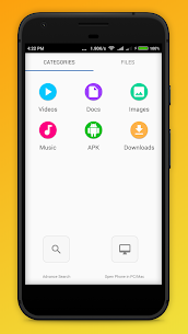 Deep File Manager – Find hidden cache files 1
