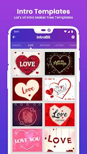 IntroBit : Animated Text & Intro Maker with Music  Apk Download for Android 4