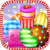 Cakes And Candy Blast Mania