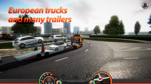 Truck Simulator : Europe 2 for PC
