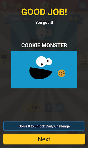 Icon Quiz: Fun Icons Trivia! screenshot