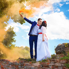 Wedding photographer Kseniya Sergeeva (alika075). Photo of 16.10.2015