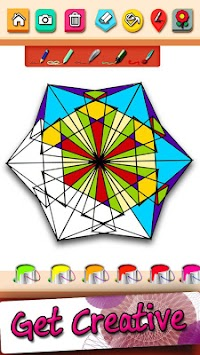 Download Halaman Geometri Mewarnai Desain Apk Latest Version Game