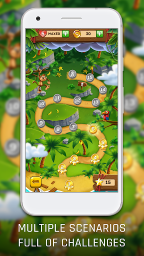 Marble Adventures: Skill-based Puzzle Game screenshot 4