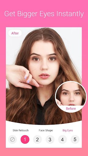 Z Beauty Camera app (apk) free download for Android/PC/Windows screenshot