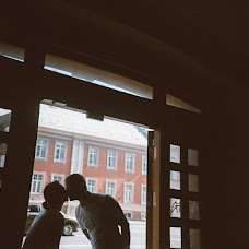 Wedding photographer Anna Biyusova (annabiyusova). Photo of 23.01.2015