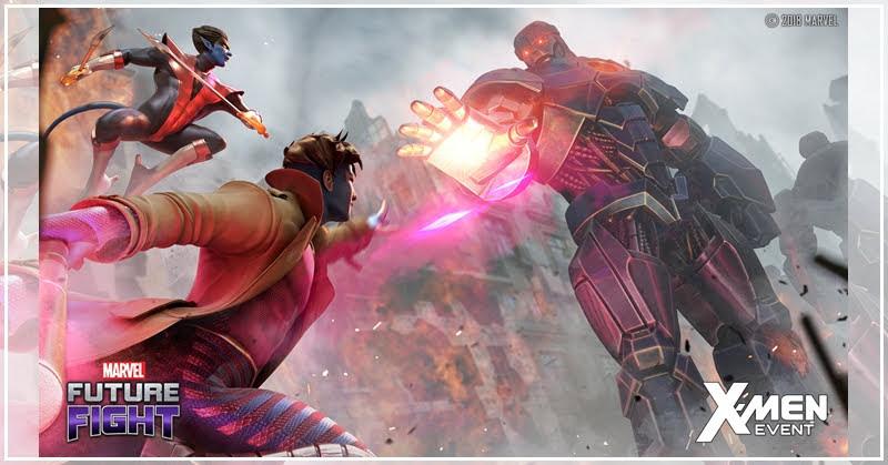 [MFF] ข้อมูลอัปเดตใหม่ของ X-Men