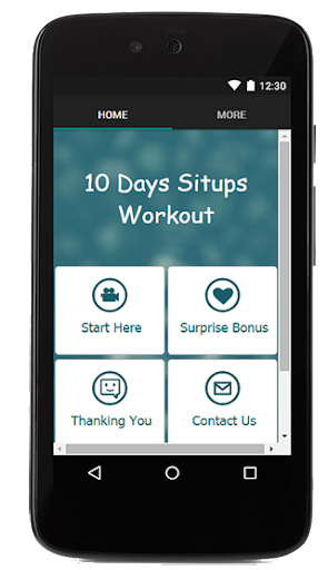 10 Day Situps Workout Guide