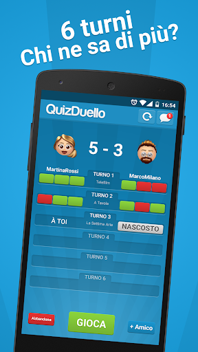 QuizDuello 4.5.8 screenshots 3