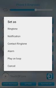 Phone 8 Ringtones - náhled