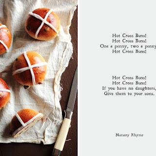 Hot Cross Buns.
