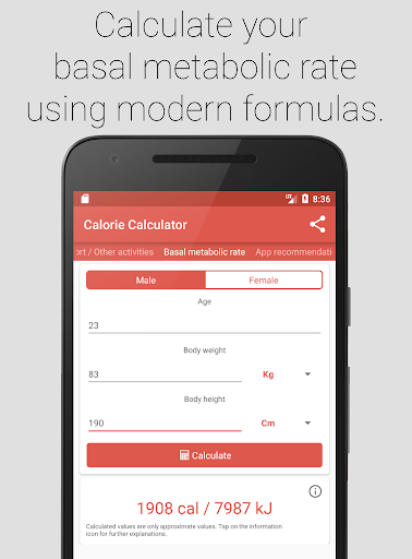 Workout tracker, calorie counter…all in excel excel with business.