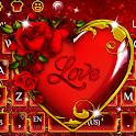 Valentine Heart Keyboard Theme icon