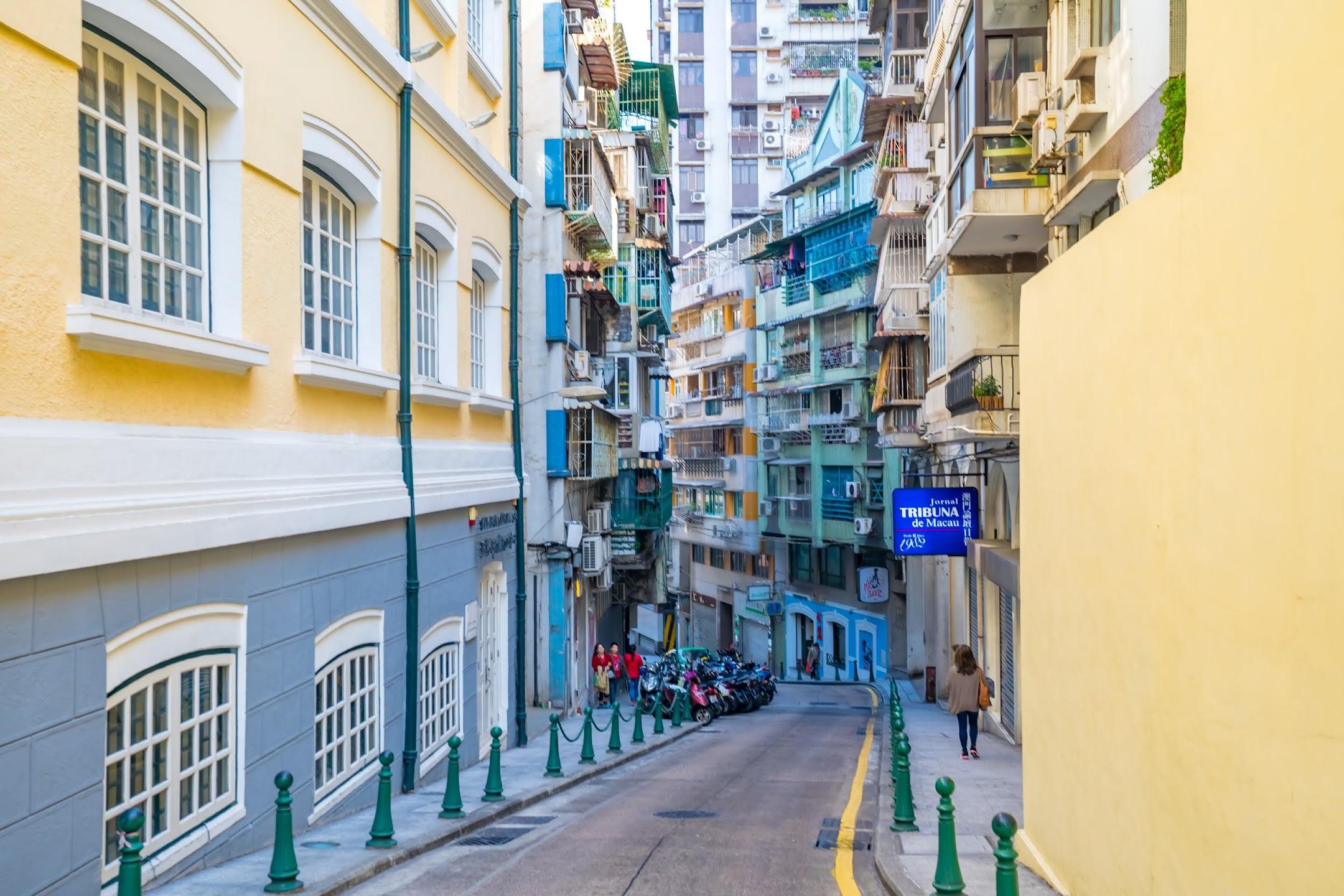 Macau off-street6
