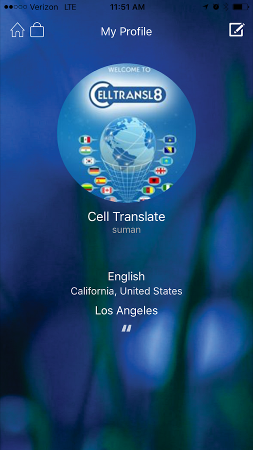 Cell Transl8- screenshot