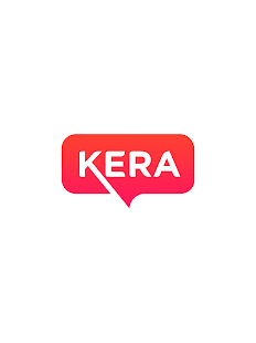KERA Public Media App- screenshot thumbnail