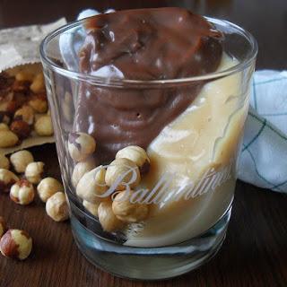 A Glass of Baileys Pudding