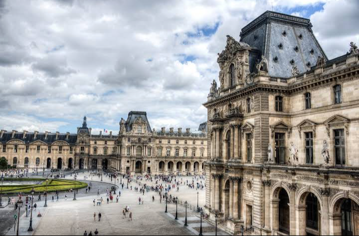 Foto Museo del Louvre 12