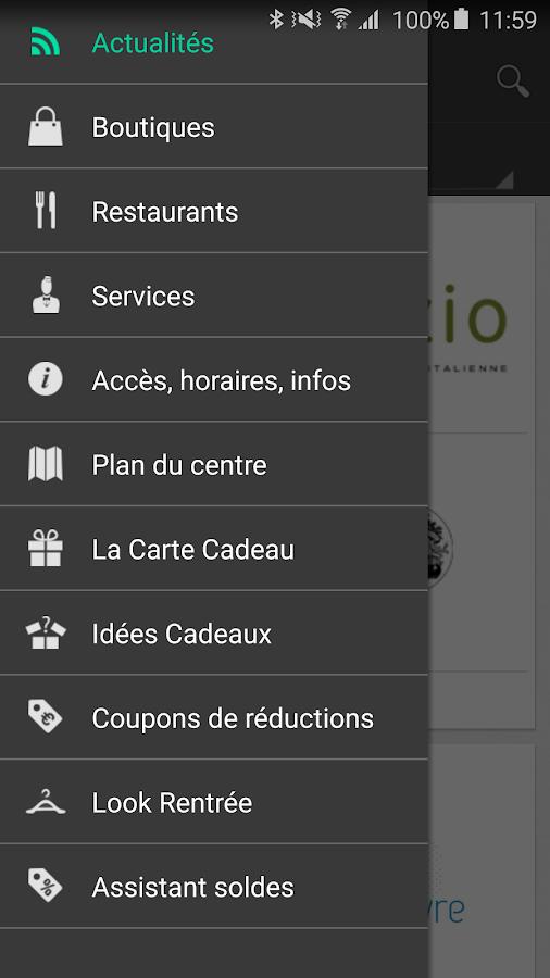 Carrousel du Louvre- screenshot