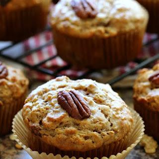 Raisin, Date & Pecan Muffins