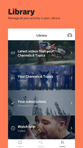 dailymotion - the home for videos that matter - Apps on Google Play