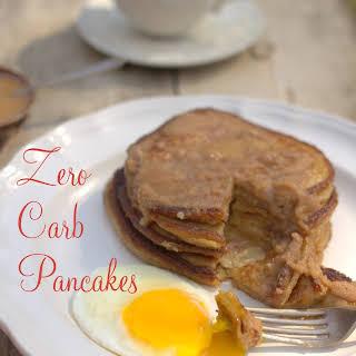 Zero Carb Pancakes.
