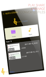 Video Converter - MP3 Cutter and Ringtone Maker - náhled