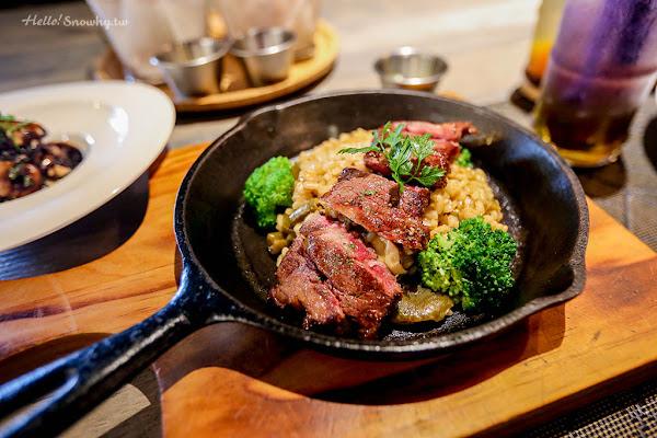 站 | 羽樂歐陸創意料理.精緻料理搭配舒適氛圍,約會、親子聚餐首選