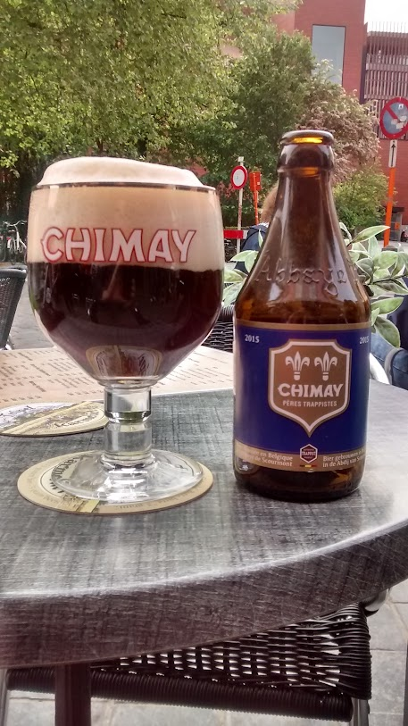 Chimay in the sunshine