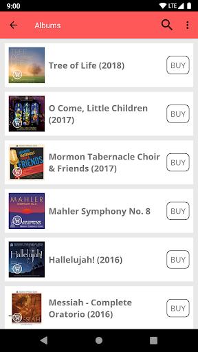 The Tabernacle Choir screenshot 4