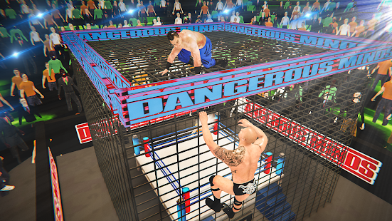Cage Wrestling Tag: Revolution Death Match Fight - náhled