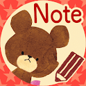 The Bears' School Sticky Note